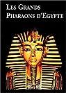 Les grands pharaons d egypte par Henry