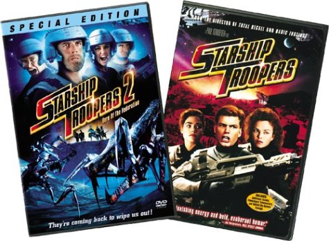 Starship Troopers / Starship Troopers 2 - Hero Of The Federation (Special Edition Two Pack) ()