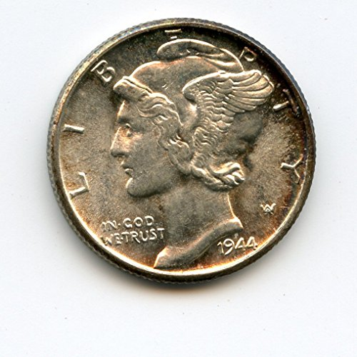 1944 Mercury Dime Dime MS-65