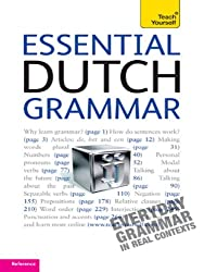 Essential Dutch Grammar: Teach Yourself (Teach Yourself Language Reference)