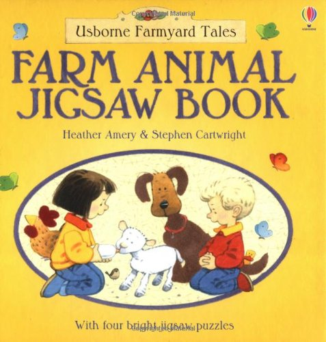 Farmyard Tales Farm Animals Jigsaw Book (Jigsaw Books) pdf epub