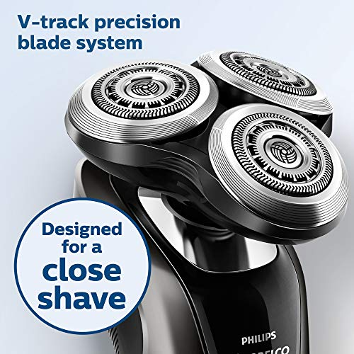 Philips Norelco Shaver 9300 with SmartClean, Rechargeable Wet/Dry Electric Shaver with Precision Tri - http://coolthings.us
