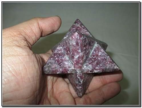 Rare New Natural Lepidolite Large 2