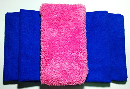high-performance-microfiber-wash-and-dry-sponge-premium-microfiber-washcloth-6-pieces-perfect-for-wa