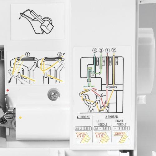 SINGER 14CG754 ProFinish Serger Sewing Machine