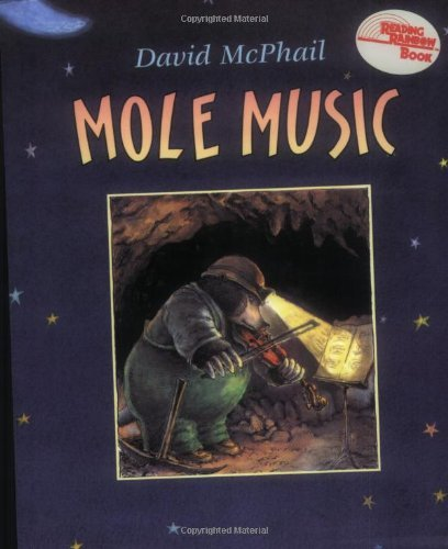 Mole Music (Reading Rainbow Books) by David McPhail (2001-10-01)