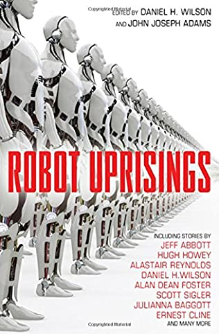 book cover of Robot Uprisings