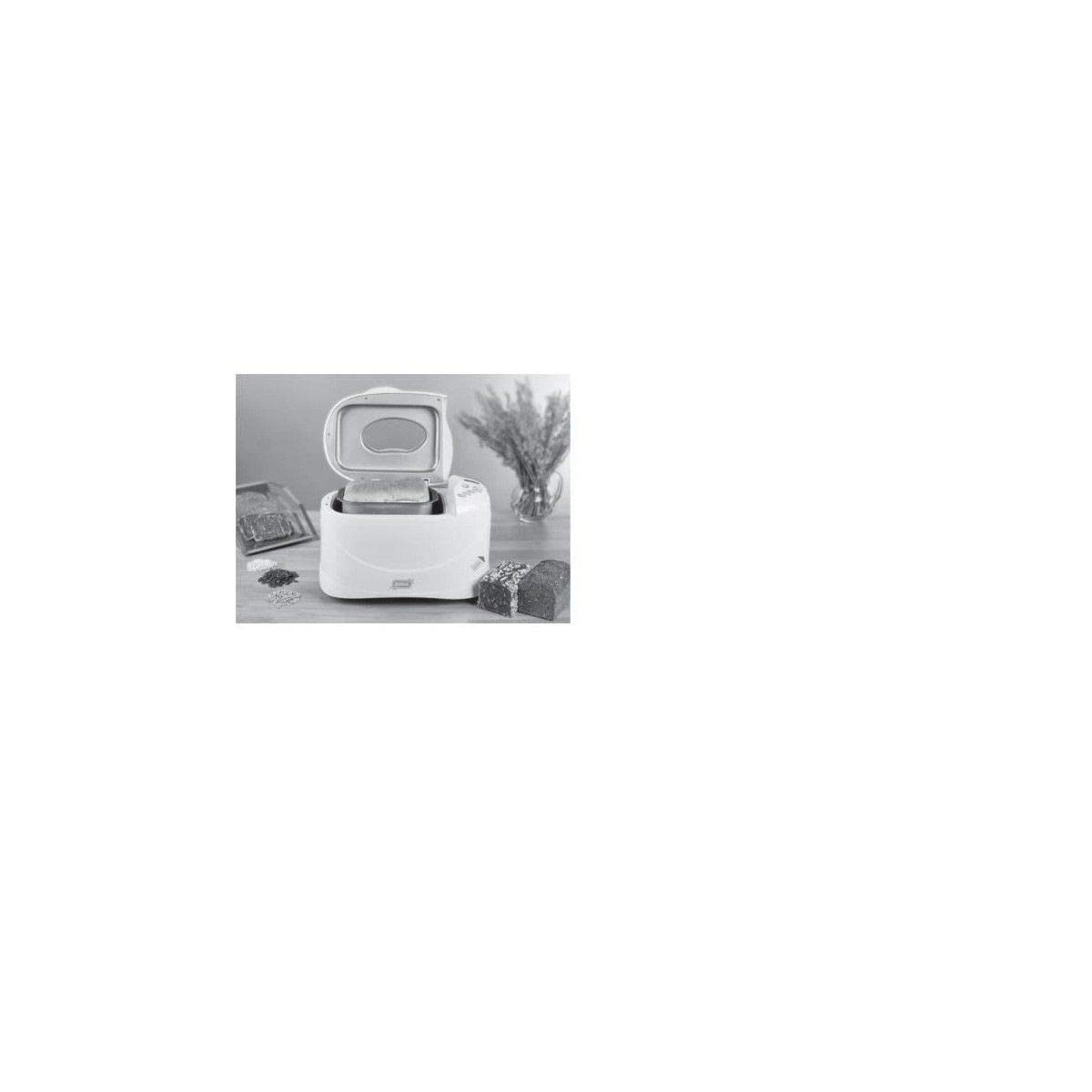 Máquina de pan Delton 800 W: Amazon.es: Hogar