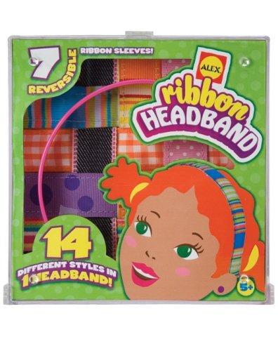 ALEX Toys Do-it-Yourself Wear Ribbon Headbands ()