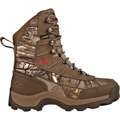 Under Armour UA Brow Tine 800 Boot - Women's Realtree AP-Xtra / Uniform / Perfection 6 by Under Armour (Image #1)