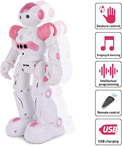 Funny Kids Girls Boys Children Dancing Walking Fun Robot Toys Creative Gifts New