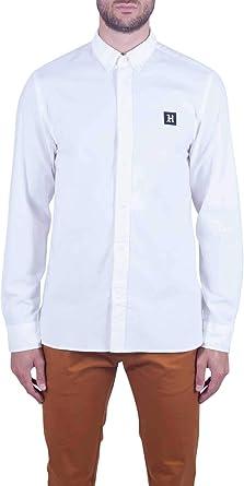 Tommy Hilfiger Tommmyxlewis – Camisa de hombre de Oxford ...