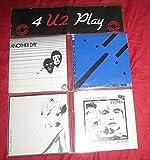4 U2 Play - Black Vinyl with Red/Black labels