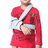Medical Arm Slings Shoulder Immobilizer Support For Adults Kids Arm Support For Arm Fracture Braces (Kids)