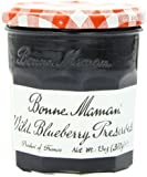 Bonne Maman Preserves, Blueberry, 13 Ounce (Pack of 4)