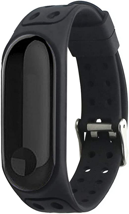 Aawsome Mi Band 3 - Correa de silicona para reloj Xiaomi Mi Band 3 ...