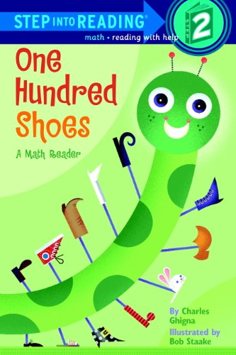 (One Hundred Shoes (Step into Reading))