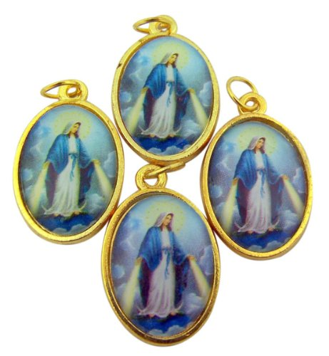 - Lot of 4 Our Lady of Grace 1