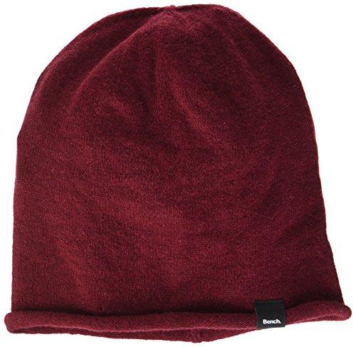 Gorro Punto Adulto Soft Beanie Cabernet Unisex Rd11343 Rojo de Bench Ff1TExq