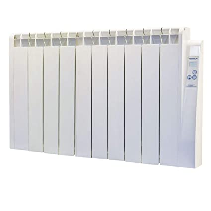 Wall Mounted Oil Filled Radiator >> Farho Panel Heater 1250 W Detecal Tessla Dry Oil Filled