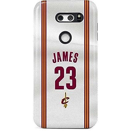 brand new 328b7 ca4c1 Amazon.com: Cleveland Cavaliers V30 Case - LeBron James #23 ...
