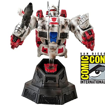 Amazon Com Diamond Select Transformers Exclusive Bust Battle Armor