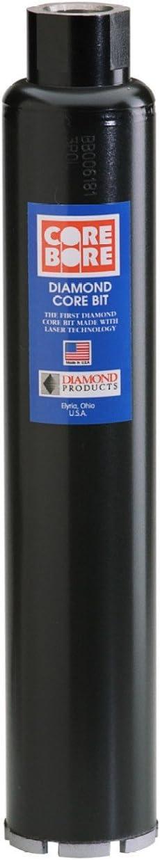 Diamond Products Core Bore 5892 6-Inch Premium Black Wet Core Bit