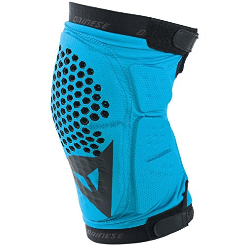 dainese-trail-skins-knee-guards-cyan-m