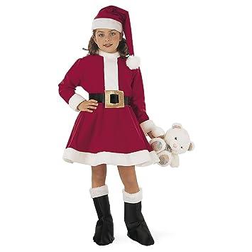 Limit Sport - Disfraz de Mamá Noel para niña (MI241): Amazon ...