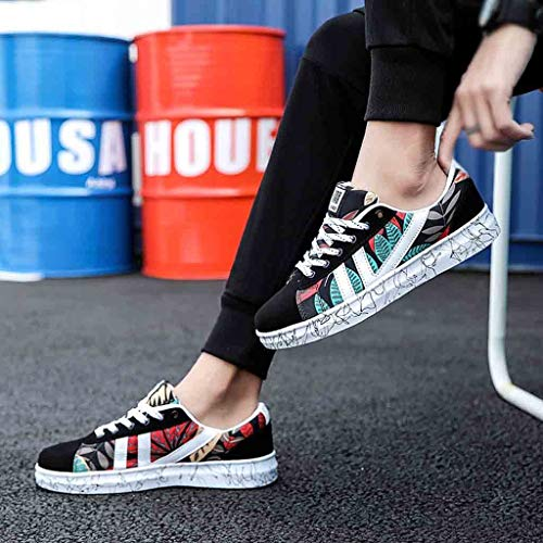 Corsa Eu Running Da Rosso Trekking Scarpe Casual 39 Moda Stringate Ginnastica Con 44 Sneakers Uomo Jiameng Basse fOXIwI