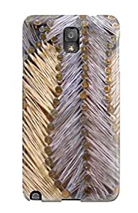 Fashion Protective String Art Case Cover For Galaxy Note 3