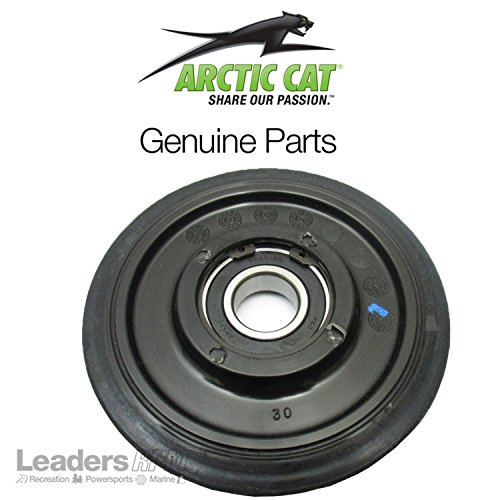 Suspension Idler Wheel (Arctic Cat New OEM Snowmobile Idler Wheel Suspension Wheel 5.63 W/1, 0604-374)
