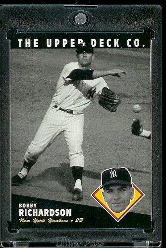 1994 Upper Deck All-Time Heroes Baseball Card #131 Bobby Richardson (Baseball Bobby Richardson)