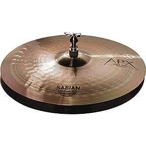sabian 15 inch apx solid hi hat cymbals musical instruments. Black Bedroom Furniture Sets. Home Design Ideas