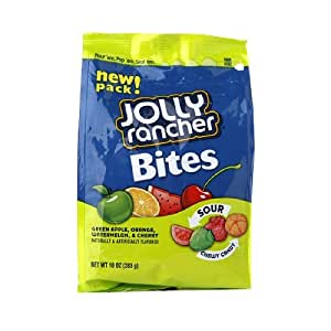 amazoncom jolly rancher soft chews sour bites 10 oz
