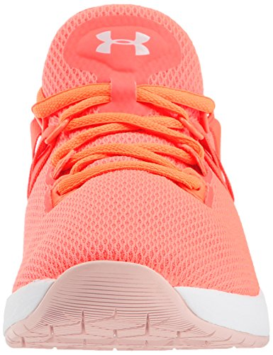 Under Orange Pink W Fitness Breathe Femme UA Chaussures de Armour Flushed Burn After Trainer xxRqFr4A