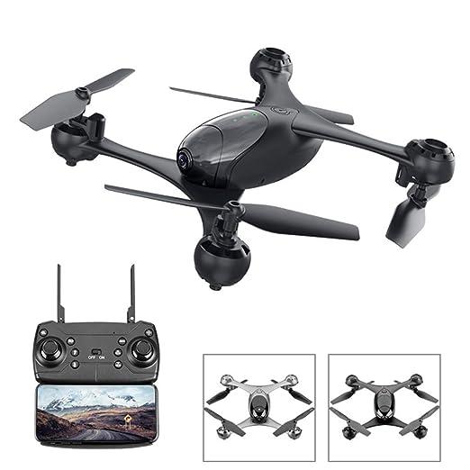 HWUKONG Drone con cámara, 1080P / 4K RC Drone Camera, HD Gimbal ...