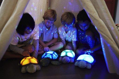 Cloud b Twilight Turtle Plush Nightlight Projector - bedroomdesign.us