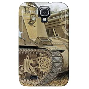 Slim Fit Design For Galaxy S4 Cover Case Yellow LSUeUWAophf6