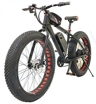 Envío Gratis 36 V 500 W Bafang Hub motor grasa neumático para bicicleta con 11 Ah batería de litio eléctrica DE BICICLETA nieve bici bicicleta de montaña: ...