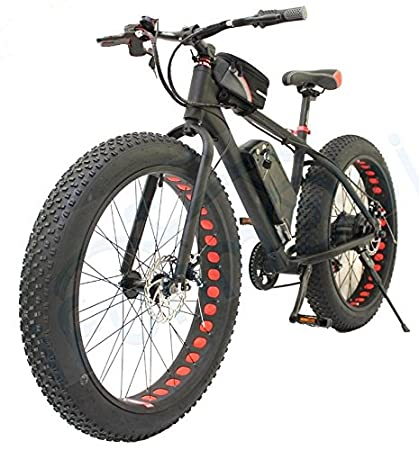 Envío Gratis 36 V 500 W Bafang Hub motor grasa neumático para bicicleta con 11 Ah