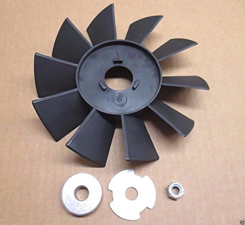 Hydro-Gear 71172 Fan and Pulley Kit Genuine Original Equipment Manufacturer (OEM) Part