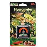 Reptology® Reptile Hygrometer Humidity Sensor Gauge