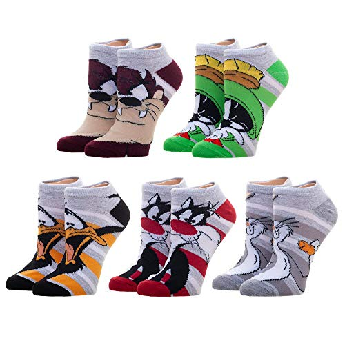 Looney Tunes Characters Ankle Socks Looney Tunes Accessories Looney TUnes Gift - Looney Tunes Socks Looney Tunes Apparel