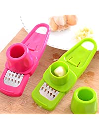 Investment 1 Piece Multi Functional Ginger Garlic Grinding Grater Planer Slicer Mini Cutter Cooking Tool Kitchen Utensils... deal