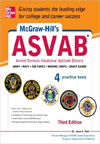 Amazon mcgraw hills asvab 3rd edition strategies 4 amazon mcgraw hills asvab 3rd edition strategies 4 practice tests mcgraw hills asvab ebook janet e wall kindle store fandeluxe Gallery
