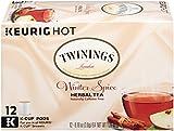 Twinings Winter Spice Tea, Keurig K-Cups, 12 Count