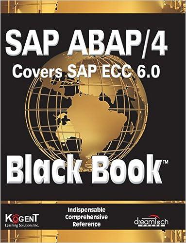 Sap Abap Programming Books Pdf