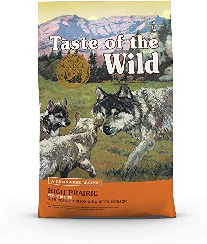 🥇 Taste Of The Wild pienso para cachorros con Bisonte y Venado asados 5