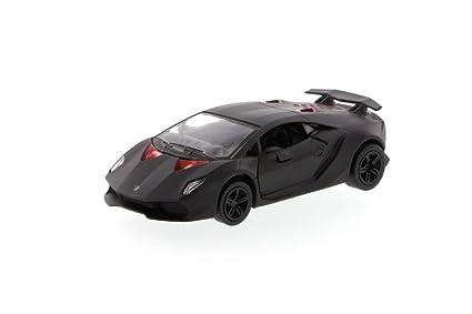 Buy Kinsmart Lamborghini Sesto Elemento Hard Top Black 5359d 1 38
